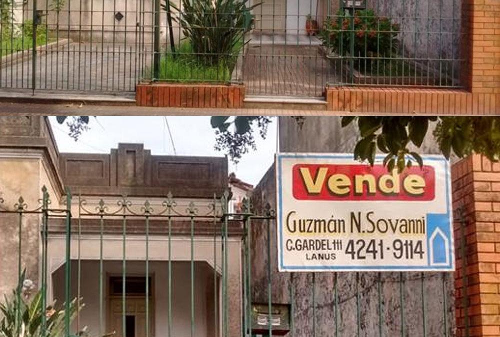San Lorenzo 3437. Remedios de Escalada